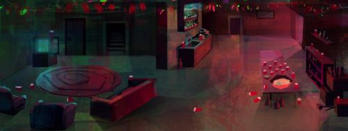 The Basement by Mourphine