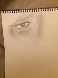 Another eye. by Shawnlabomb