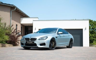 2015 G-Power BMW M6 Gran Coupe by ThexRealxBanks