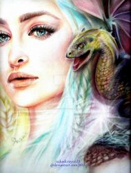 Daenerys Stormborn Targaryen, Mother of Dragons