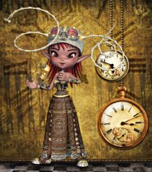 The Tinkerer by RavenMoonDesigns