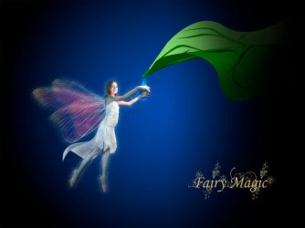 Fairy Magic 6 by BFG