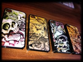 iPhone 4 Hardcases by WillemXSM