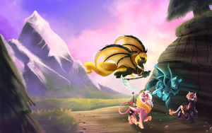 Commission: Journey by Seyllah