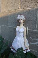 BJD Commission dress by skelly-jelly