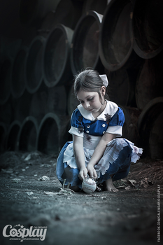 Little Sister / Bioshock by Calendario-Cosplay