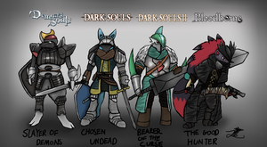 PokeSouls by ChromeFlames