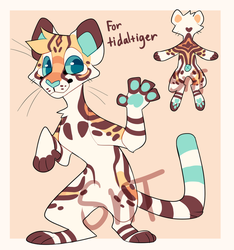 [Trade] TidalTiger by Sweet-n-treat