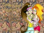 PP-Team Girl Wallpaper 2 by TeamGirl-Differel