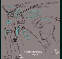 Awakened Brineary concept 3 by Dierinks