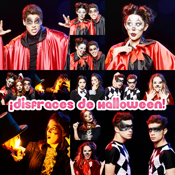 Halloween by yourprincessofstory on deviantart for Habitacion de kally s mashup