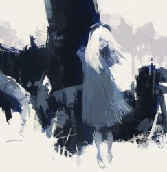 Rubble (Original) by Alex-Chow