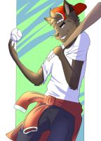 Hey Batter Batter by NovaBerry