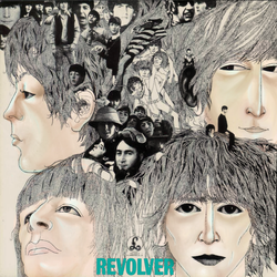 Revolver  Beatles by gordonf98