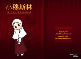LITTLE MUSLIMAH by Telpo