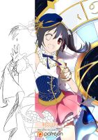 Nico Constellation Progress Shots [PREVIEW] by Rosuuri