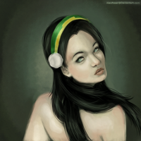 Toph Beifong by AlexPoser