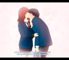 Ao Haru Ride by Zakuuya
