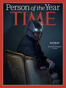 Time Man of the Year by MessyPandas