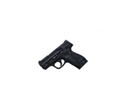 Smith and Wesson MP40 PNG - HDR by ObnoxiousNox