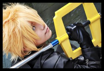 Cosplay - This Key That Binds by xdead-shadowx