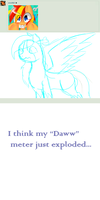 Ask Sky Breeze #12: D'aww Meter by SkyBreeze-MasterMC