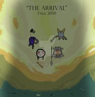 THE ARRIVAL series poster 1 by AirTyler