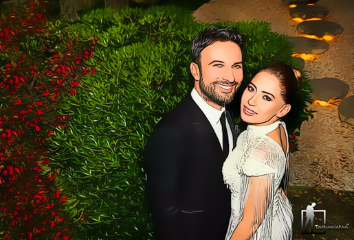 Tarkan and Pinar Dilek | Picture of Happiness by Tarkanistan