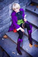 Alois Trancy 14 by grellkaLoli