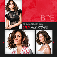 Photopack 30566 - Lily Aldridge by southsidepngs