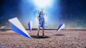Dwight Howard by DrDreInDAMIX