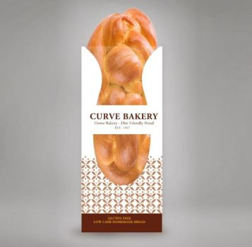 Curve Bakery by citrartwork