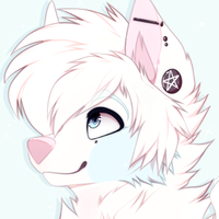 pastel pup by fauxll