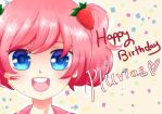 Happy Birthday Pluvias by KC-Project