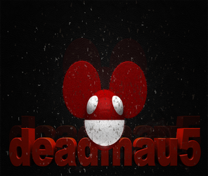 Deadmau5 Desktop BG by McQueenArt