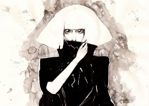 The Fame Monster by aporcelana