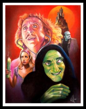 Young Frankenstein by choffman36