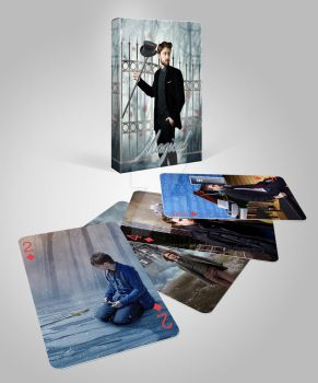 Daniel Radcliffe Playing Cards by marcielucas