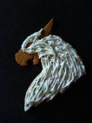 Gryphon Gingerbread by Navello