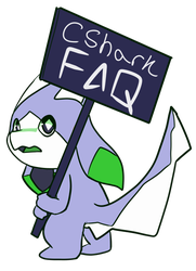 CSharks v1:: [FAQ][Obsolete] by Pizaru-Chu
