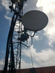 Microwave antenna and Outodoor units (ODU) by cross881