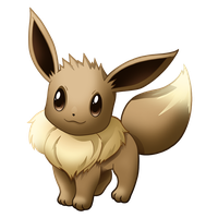 Pokemon 133 - Eevee