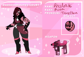 Rhodonite's Court Application by Arse-Peach