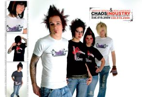 chaos clothing promo REVISION by shankonator