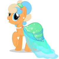 Seaside Haute Couture by equinepalette
