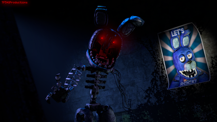 Ignited Bonnie by TF541Productions