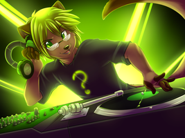 DJ Sully by Spazzy Koneko by Sussoloc