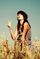 Peace Summer by olushia-loosiczka