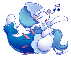 Primarina by sheandog