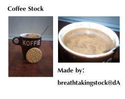 Coffee Stock by breathtakingstock